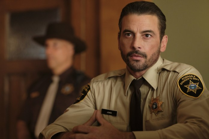 Skeet Ulrich takes the stand on Riverdale