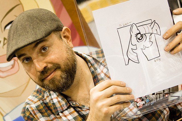 Tony Fleecs photo
