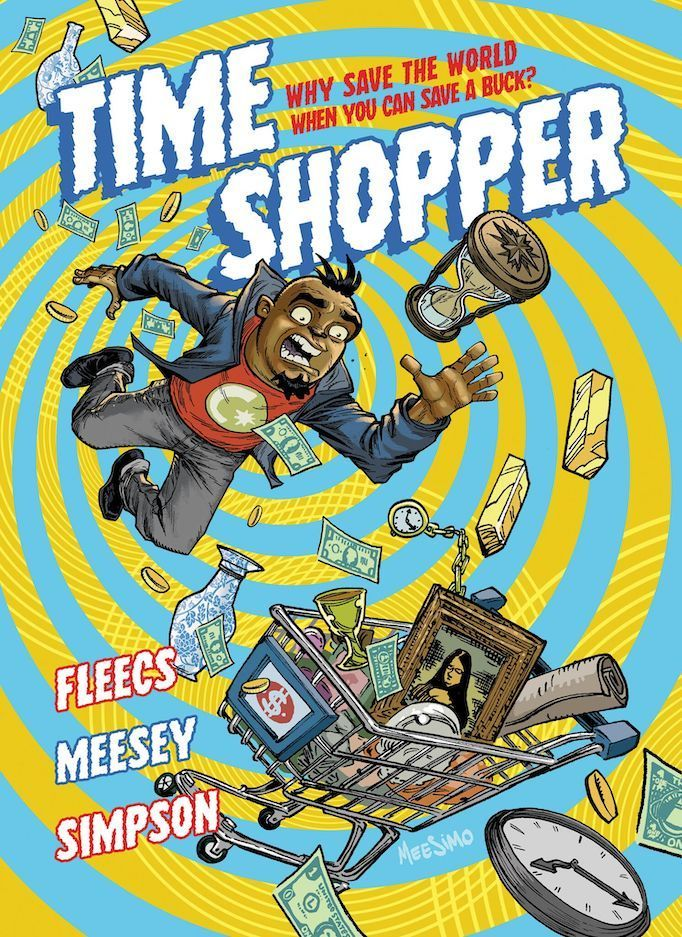 Tony Fleecs Time Shopper