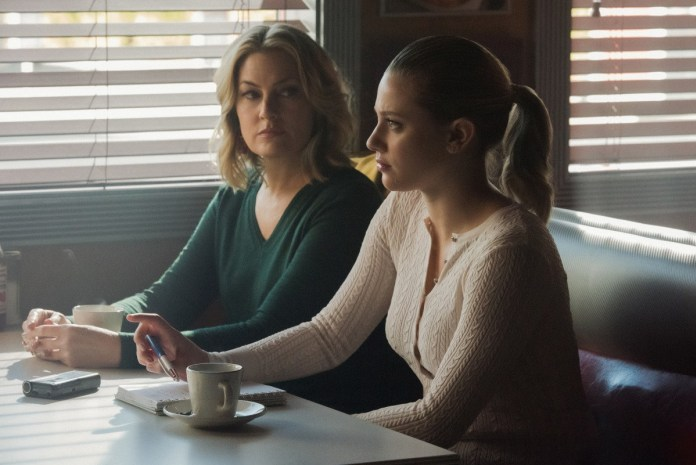 Betty and Alice interview Moose on Riverdale