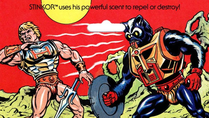Masters of the Universe Revelations