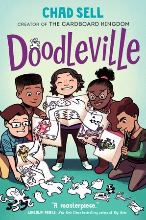 doodleville chad sell