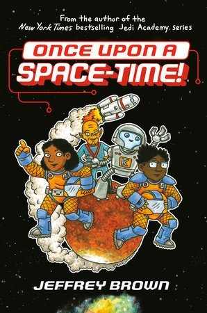 once upon a space-time jeffrey brown