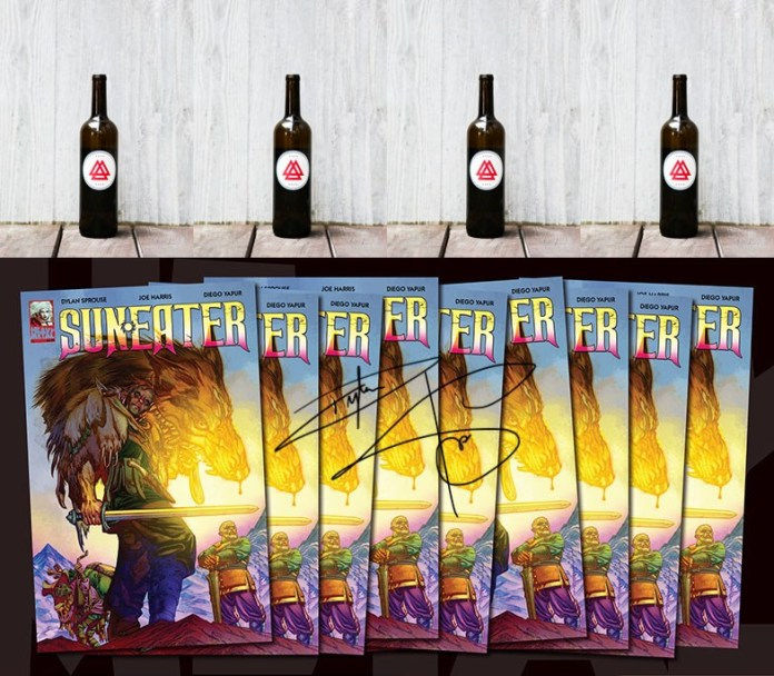 Suneater 9 Issues's Signed + Mead![1].jpg