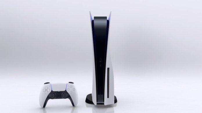 PlayStation 5 reveal console