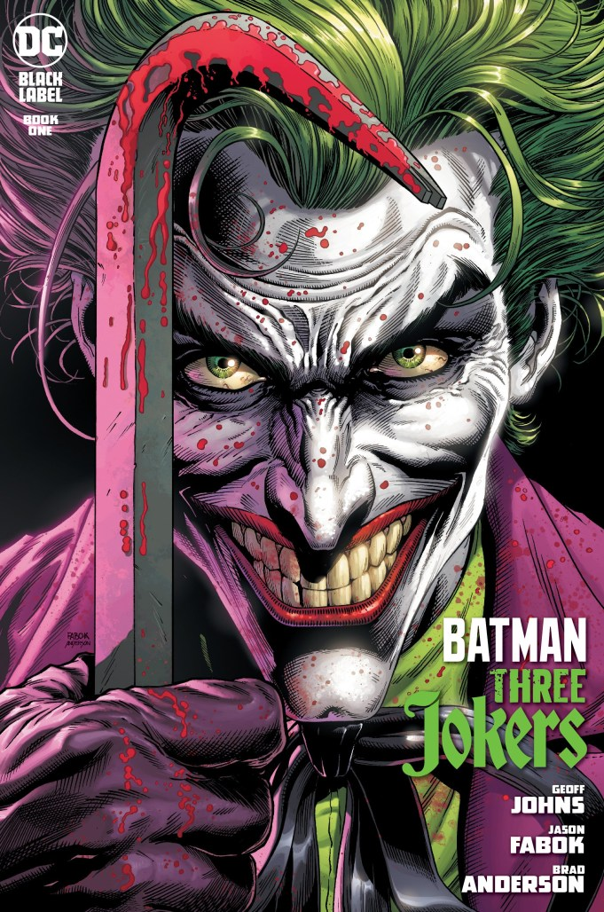 Batman Three Jokers