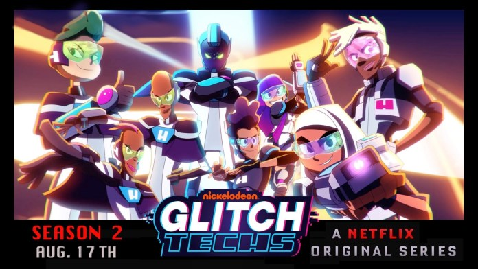 Glitch Techs Season 2