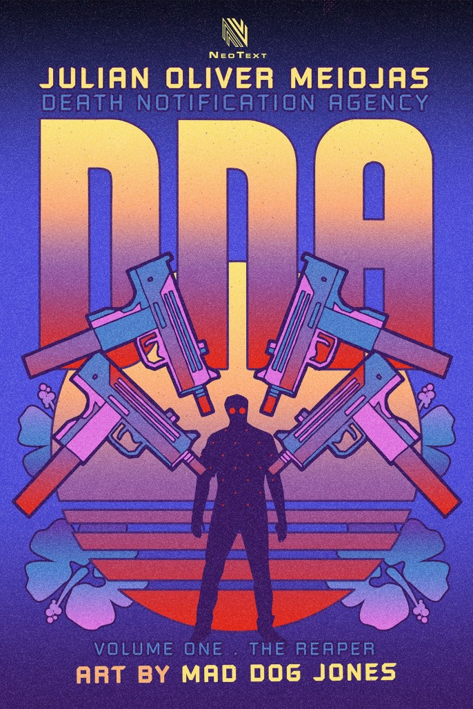 DNA 1 Variant Cover