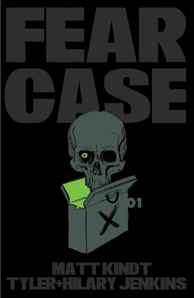 Fear Case #1 Cover A