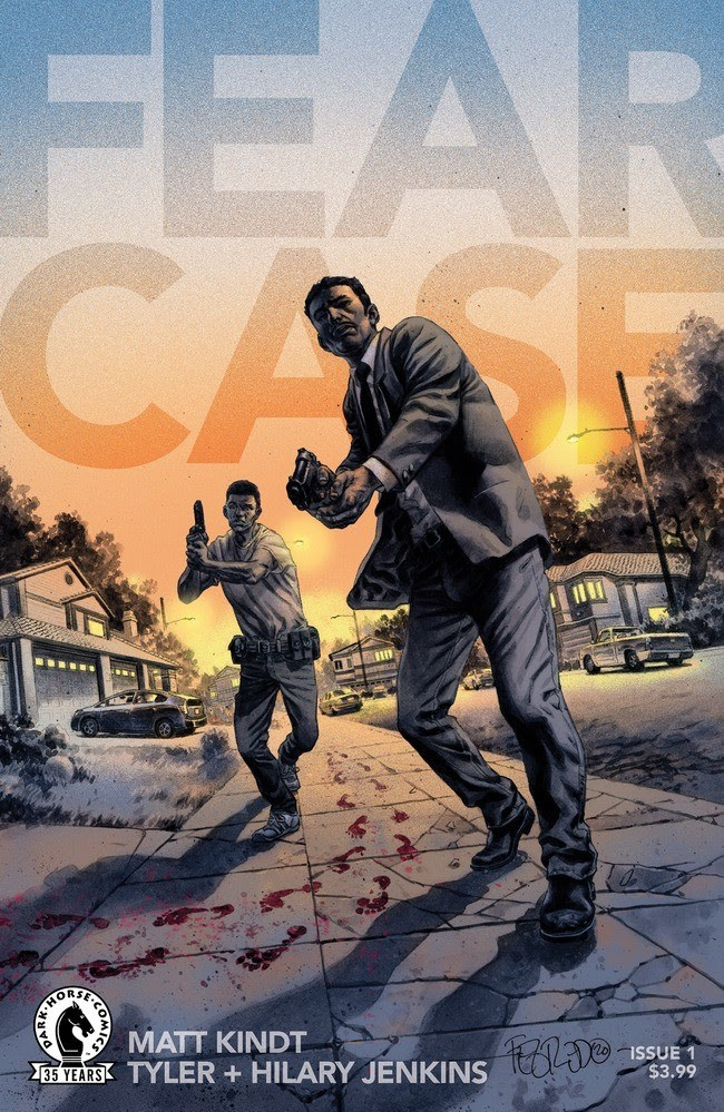 Fear Case #1 Cover C