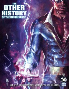 The Other History of the DC Universe #1 Cover