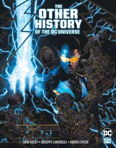 The Other History of the DC Universe #1 Variant Cover