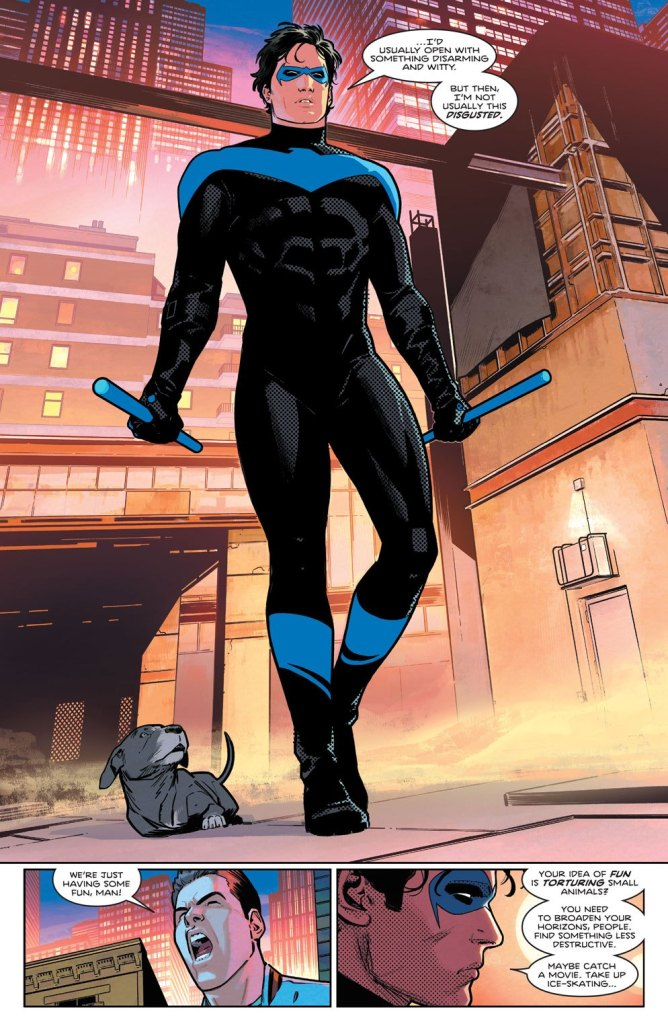 Nightwing #78 Preview