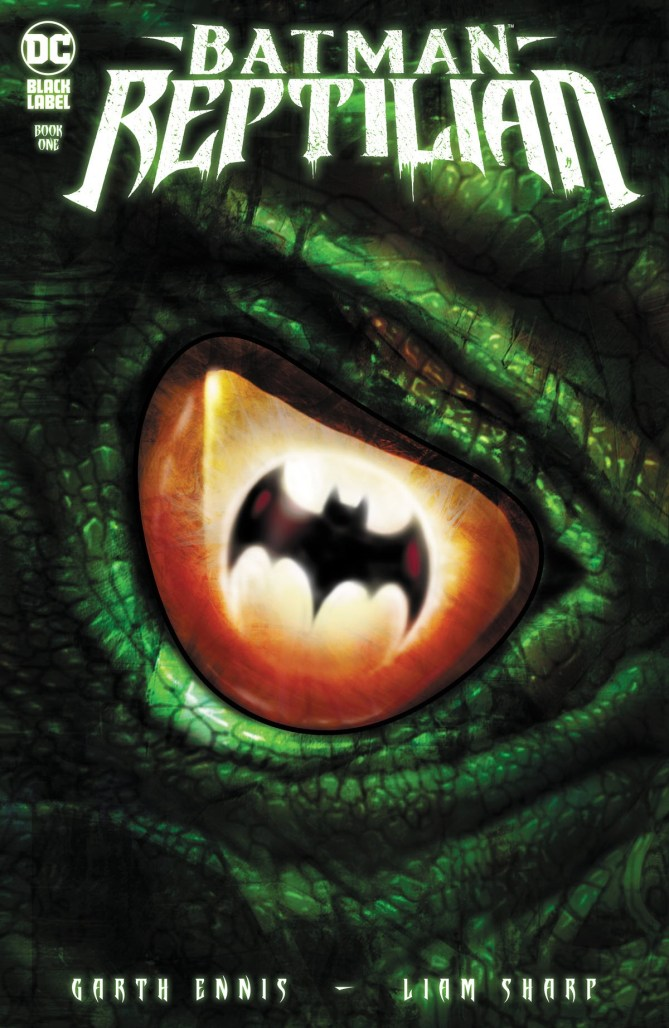 Batman Reptilian #1